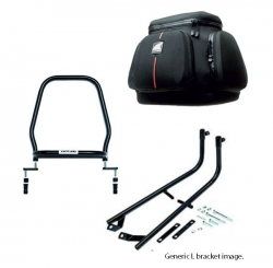 Bonnie T100 T120 & S-TWIN 16-20 & S-CUP 17-18 Mistral Touring Kit