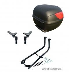 Bonnie T100 T120 & S-TWIN 16-20 & S-CUP 17-18 Astro 32L Topbox Kit