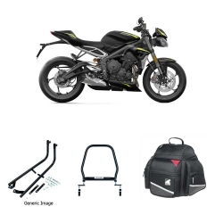 STREET TRIPLE 765 17-20 Aero-Spada Touring Kit
