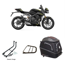 STREET TRIPLE 765 17-18 EVO-60 Touring Kit