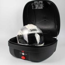 WIZARD Basic 36L Silver w/Smoke Reflector