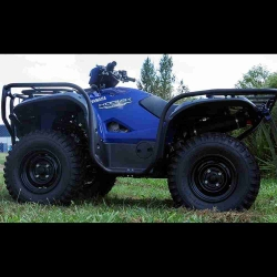 YMF700 Kodiak and Grizzly Bull Bar. 16-17 with out fender extensions